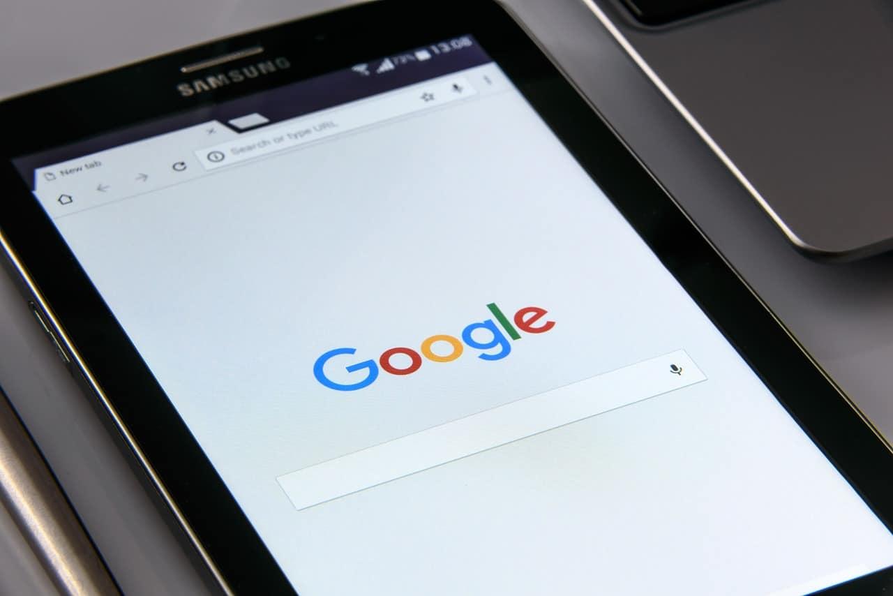 גוגל בנייד