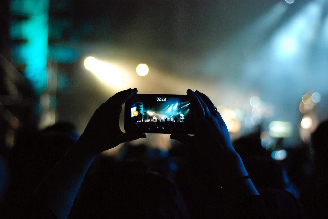 צילום סרטון